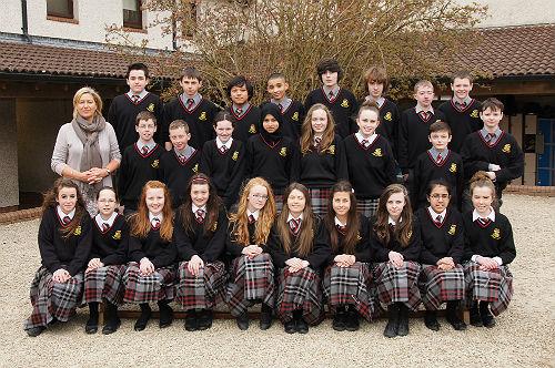 Class Callan April 2013 print
