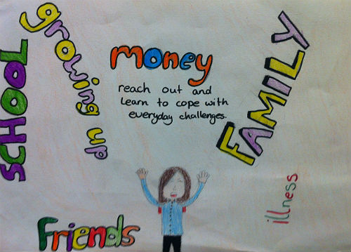 Well-being Week poster