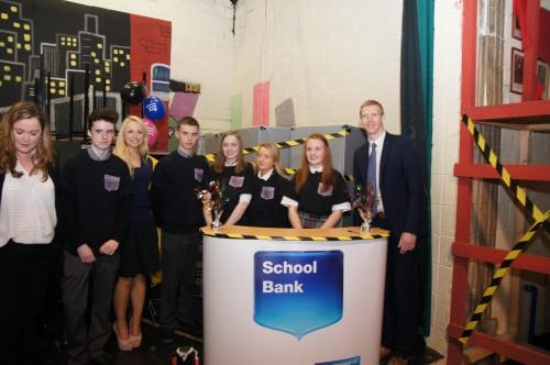 School Bank officially opened by Henry Shefflin