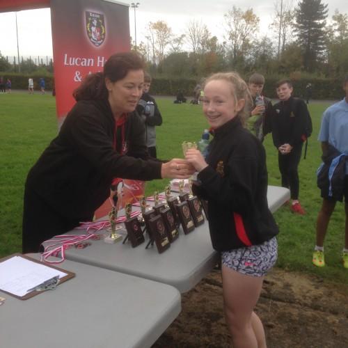 Millie Reid takes bronze