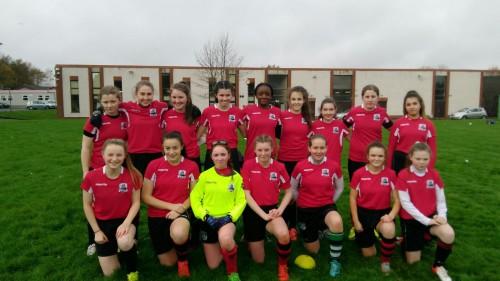 U19 girls soccer team (1)