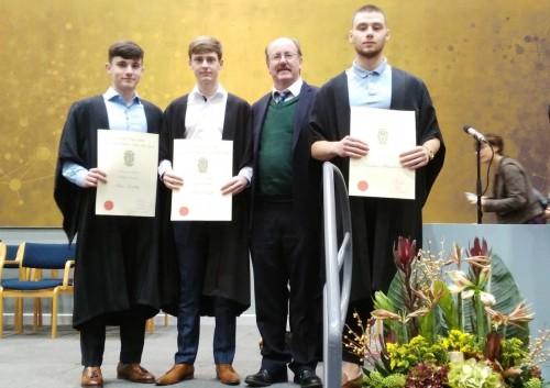 UCD Scholars 2016