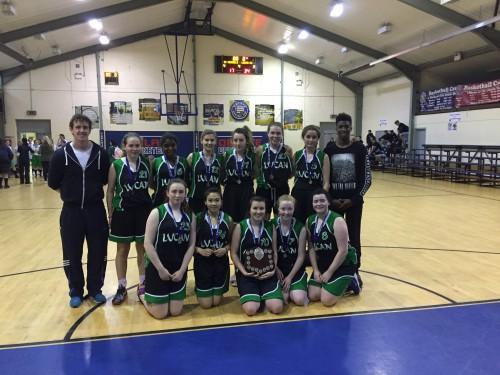 U16 winners