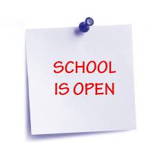 schoolopen